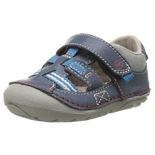 Stride Rite Antonio Sandals Infant Leather - 3 medium (d)|https://ak1.ostkcdn.com/images/products/is/images/direct/49f17cb42fb3b939761f5e56c0ad56f00364b67d/Stride-Rite-Antonio-Sandals-Infant-Leather.jpg?_ostk_perf_=percv&impolicy=medium