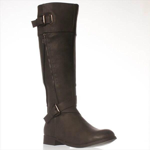 JFab Chrissy Riding Boots - Grey