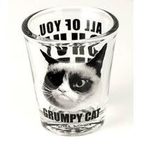 Grumpy Cat Shut Up Shot Glass - Multi