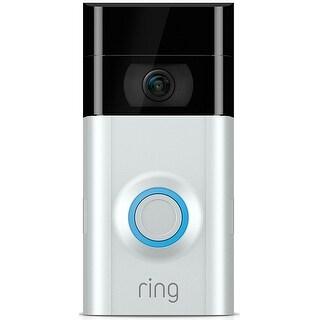 Ring 8VR1S7-0EN0 Wireless Video Doorbell 2, Assorted
