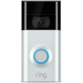 Ring 8VR1S7-0EN0 Wireless Video Doorbell 2, Assorted