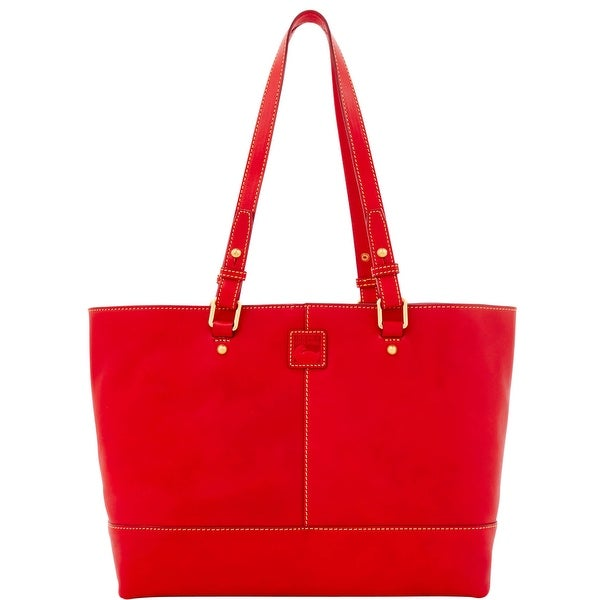 Dooney & Bourke Florentine East West Chelsea (Introduced by Dooney & Bourke at $398 in Jul 2016) - Red