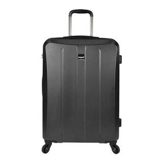 "US Traveler Highrock 26"" Hardside Spinner Charcoal - US One Size (Size None)"