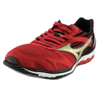 Mizuno Wave Ekiden 10 Round Toe Synthetic Running Shoe