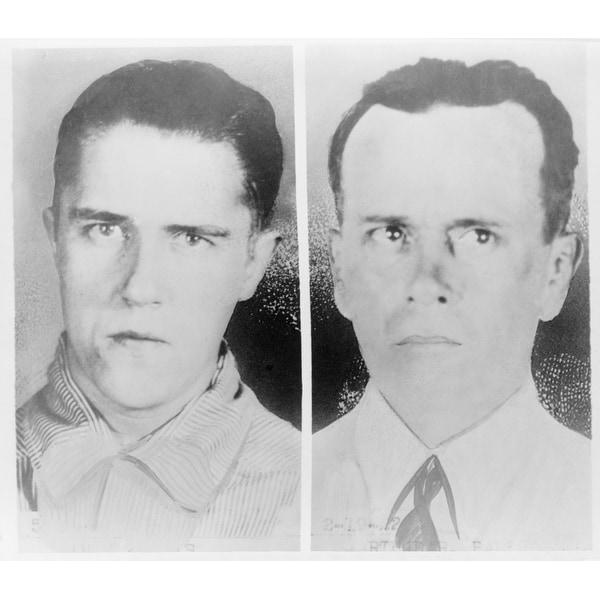 Alvin Francis Creepy Karpis Karpowic And Arthur R Doc Barker Mugshots The  Two Barker Gang Members Were Suspected Of Kidnapped Ed