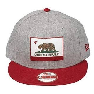 b1a2b75fdd1 Easton Hometown Hero 9Fifty California Republic Hat Baseball Cap Adjustable  USA