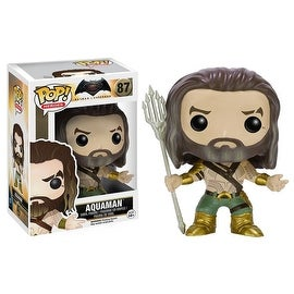 Funko POP BMvSM Aquaman Vinyl Figure
