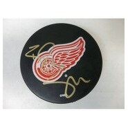 Signed Shanahan Brendan Detroit Red Wings Detroit Red Wings Hockey Puck autographed