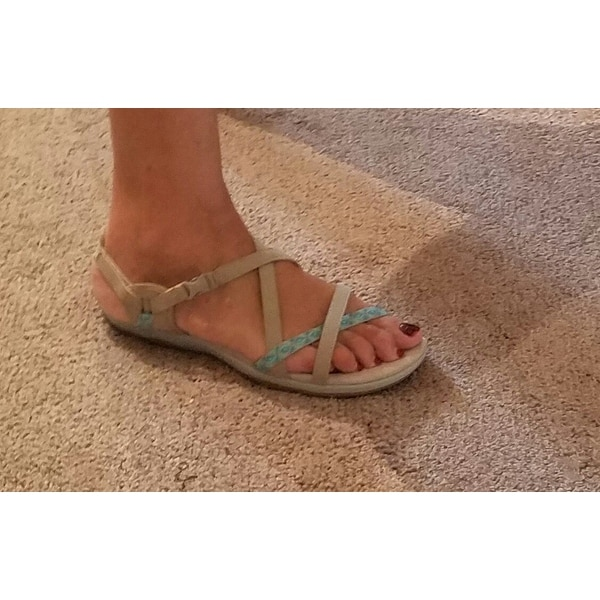 9d19d422c7a Shop Women s Skechers Reggae Slim Vacay Sandal Taupe - Free Shipping On  Orders Over  45 - Overstock - 14589791