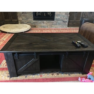 %name  Lift Top Coffee Table