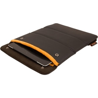 Urban Factory TSS01UF Urban Factory Carrying Case (Sleeve) for iPad - Brown, Orange - Polyester