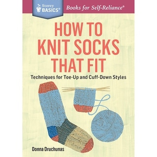 Storey Publishing-How To Knit Socks That Fit