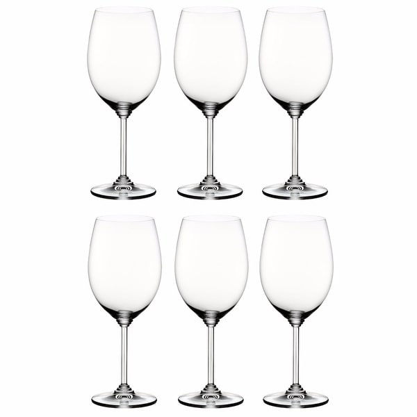 e6202bb2731 Shop Riedel Wine Series Cabernet/Merlot Glass (6-Pack) - Free Shipping  Today - Overstock - 18213182