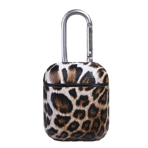 Habitat Docking Station In Leopard Print For Air Pods