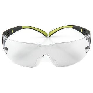 3M SF400C-WV-6 Secure-Fit 400 Anti-Fog Eye Protection Glasses, Clear