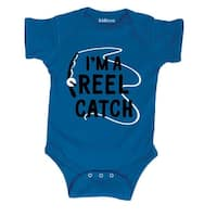 I'm A Reel Catch-Infant One Piece
