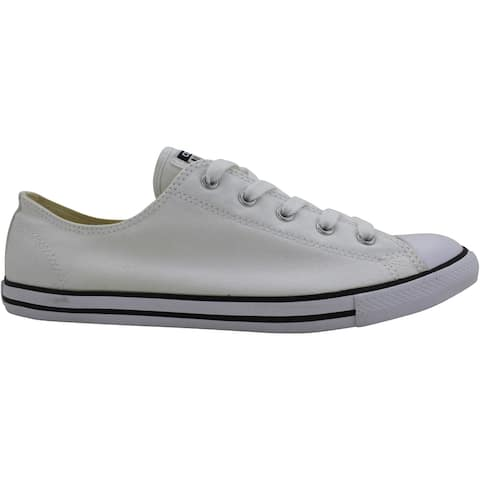Converse Chuck Taylor All Star Dainty OX White 530057F Women's