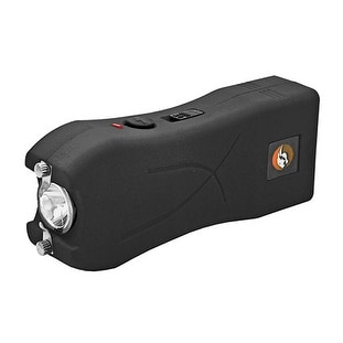 High Voltage Cheetah Stun Gun - Black