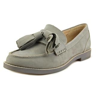 Kelsi Dagger Gwennl Moc Toe Leather Loafer