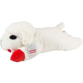 "- Multipet Lamb Chop 21.5"" Toy"