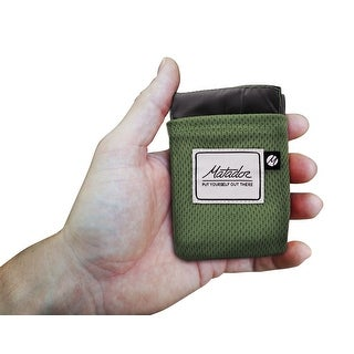 Matador Pocket Blanket Alpine Green MATL3001GG