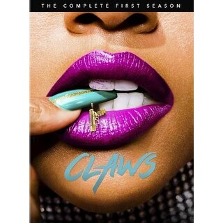 Claws: The Complete First Season - DVD