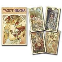 AzureGreen DTARMUC Tarot Mucha By Massaylia & Dosenzo