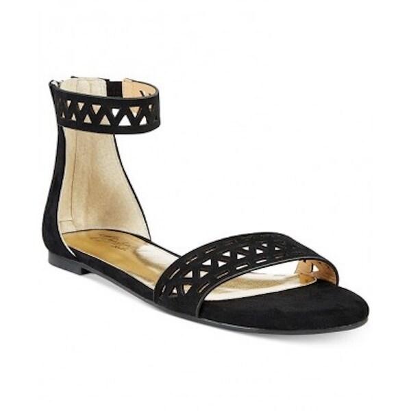 e4d0a6a23e6e Shop Thalia Sodi Womens Jacey Open Toe Casual Ankle Strap Sandals ...