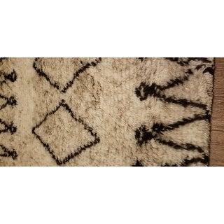 Safavieh Handmade Casablanca Shag Ardith Tribal Wool Rug