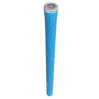 Champ C8 Golf Grip - Standard Neon Blue - 13 Piece Bundle