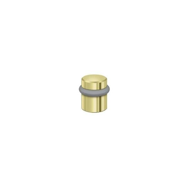 Deltana UFB4505 Solid Brass Round Universal Floor Bumper - N/A