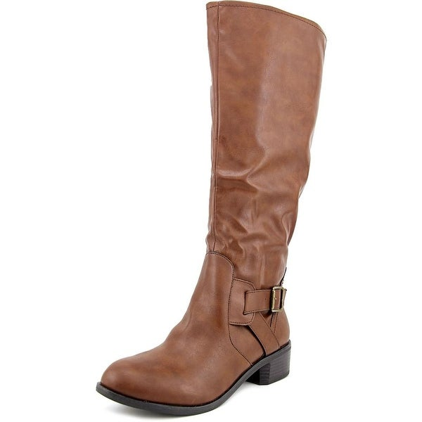 Arizona Jean Company Dylan Wide calf Women Round Toe Synthetic Knee High Boot