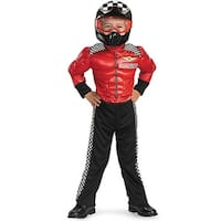Turbo Racer Costume - Red