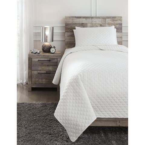 Ryter Casual Twin Coverlet Set