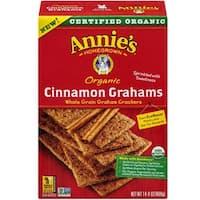 Annie's Homegrown - Cinnamon Graham Crackers ( 12 - 14.4 oz boxes)