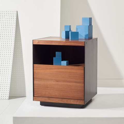 SAFAVIEH Couture Lawrence 1 Drawer Nightstand