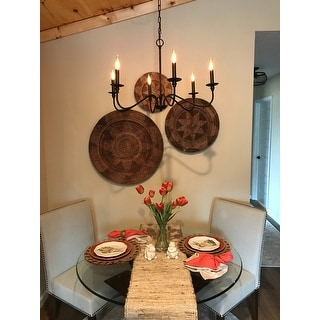 Rohan Collection 6-Light Chandelier