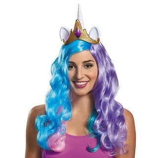 Princess Celestia Ears Adult Costume - Pink