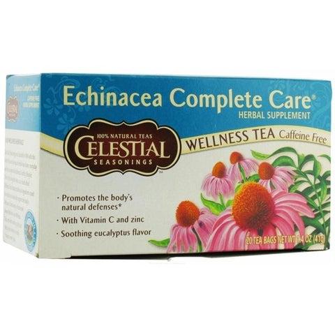 Celestial Seasonings 28056 Echinacea C Wellness Tea
