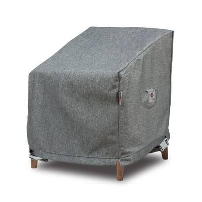 Club Chair Wide Cover - Shield Platinum - N/A