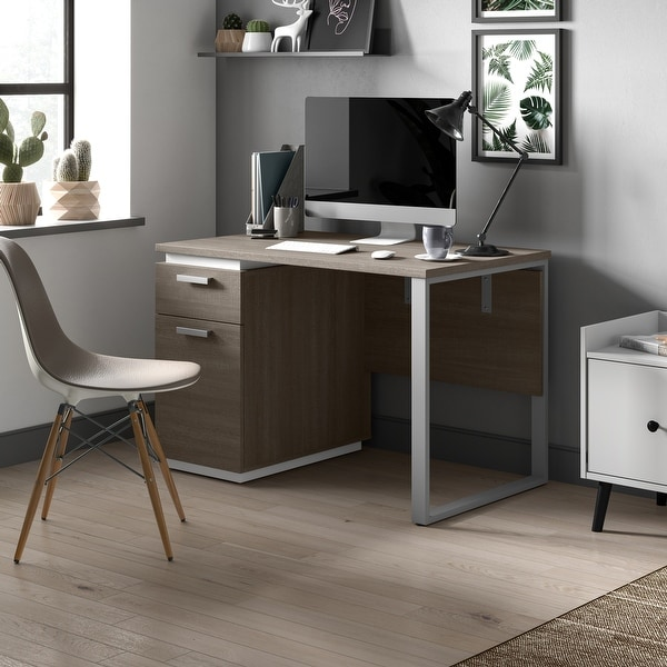 Bestar Aquarius 45W Small Desk. Opens flyout.