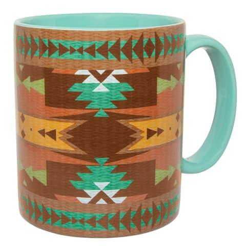 HiEnd Accents Mesa mug, 4 PC