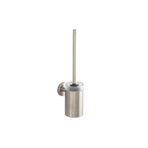 Hansgrohe 40522 S/E Wall Mounted Toilet Brush - n/a