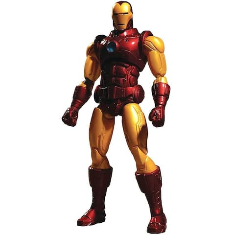 Marvel One:12 Collective Iron Man Action Figure - Multi