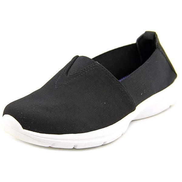 Easy Spirit e360 Quirky Women W Round Toe Canvas Loafer
