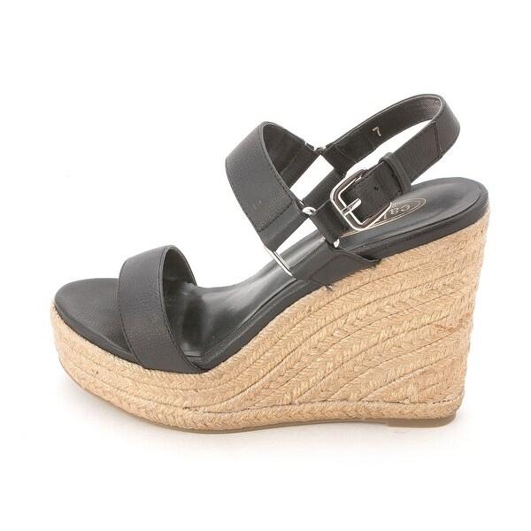 Callisto Women's Mykonos Espadrille Wedge Sandals