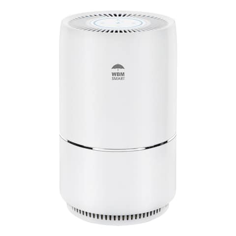 WBM Smart Air Purifier, Air Cleaner For Extra Large Room , 25db Quiet Air Purifier