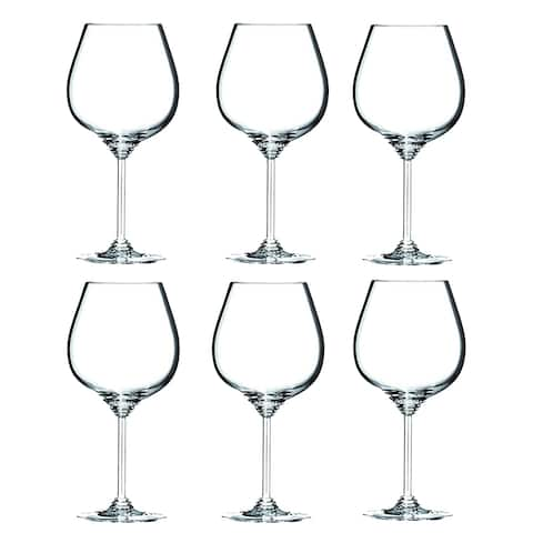 Riedel 6448/07 Wine Series Pinot Noir Glass (6-Pack)