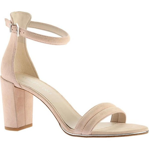 3ea952208f Shop Kenneth Cole New York Women's Lex Sandal Rose Suede - Free ...