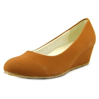 Beacon Classy WW Open Toe Synthetic Wedge Heel